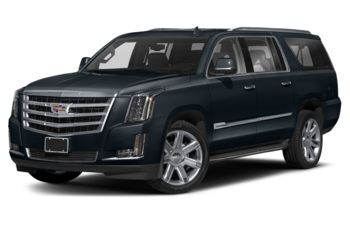 2018 Cadillac Escalade ESV - Midnight Sky Metallic