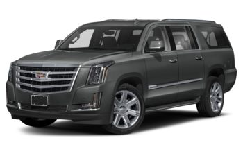 2020 Cadillac Escalade ESV - Shadow Metallic