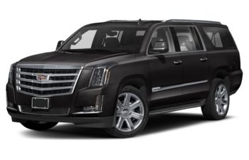 2019 Cadillac Escalade ESV - Manhattan Noir Metallic