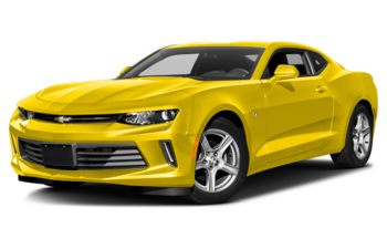 2018 Chevrolet Camaro - Bright Yellow