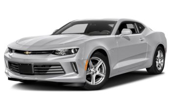 2018 Chevrolet Camaro - Silver Ice Metallic