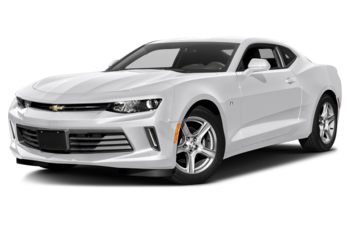 2018 Chevrolet Camaro - Summit White