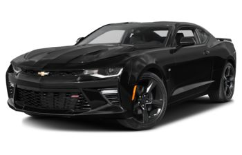 2018 Chevrolet Camaro - Black