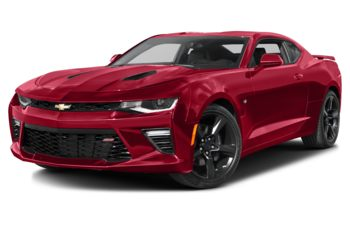 2018 Chevrolet Camaro - Red Hot