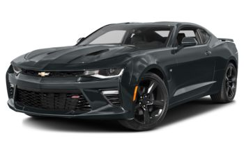 2018 Chevrolet Camaro - Nightfall Grey Metallic