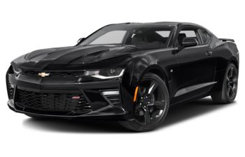 2018 Chevrolet Camaro - Mosaic Black Metallic