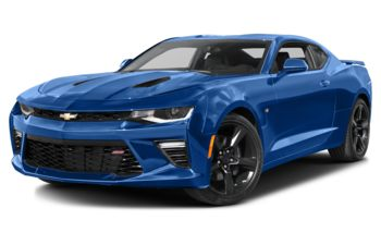 2018 Chevrolet Camaro - Hyper Blue Metallic