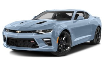 2018 Chevrolet Camaro - Arctic Blue Metallic