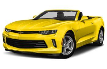 2017 Chevrolet Camaro - Bright Yellow