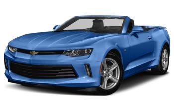 2017 Chevrolet Camaro - Hyper Blue Metallic
