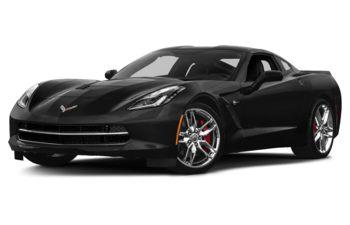 2018 Chevrolet Corvette - Black