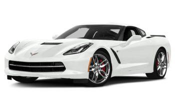 2018 Chevrolet Corvette - Arctic White
