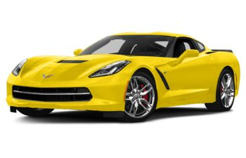 2018 Chevrolet Corvette - Corvette Racing Yellow Tintcoat