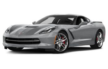 2017 Chevrolet Corvette - Sterling Blue Metallic