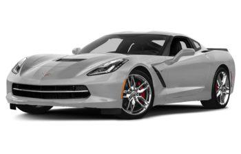 2018 Chevrolet Corvette - Ceramic Matrix Grey Metallic