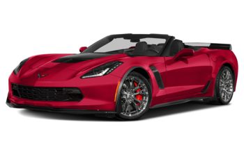 2018 Chevrolet Corvette - Torch Red