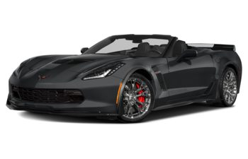 2018 Chevrolet Corvette - Watkins Glen Grey Metallic