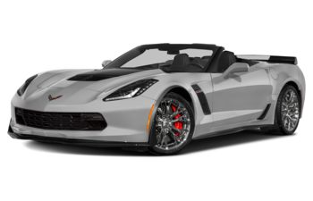 2018 Chevrolet Corvette - Ceramic Matrix Grey Metallic