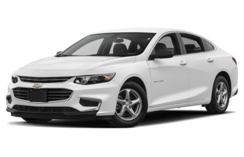 2017 Chevrolet Malibu - Summit White