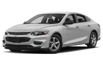 2018 Chevrolet Malibu - Silver Ice Metallic