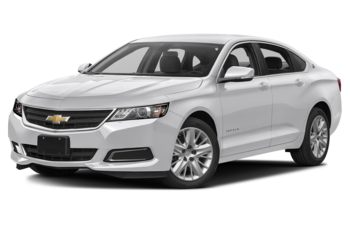 2017 Chevrolet Impala - Summit White