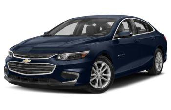 2018 Chevrolet Malibu Hybrid - Blue Velvet Metallic