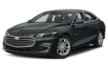 2017 Chevrolet Malibu Hybrid - Nightfall Grey Metallic