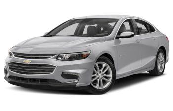 2017 Chevrolet Malibu Hybrid - Silver Ice Metallic