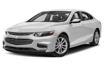 2018 Chevrolet Malibu Hybrid - Summit White
