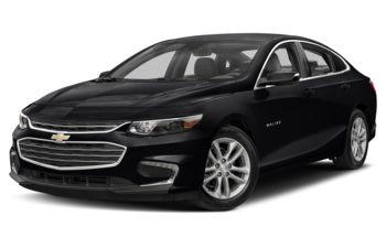 2018 Chevrolet Malibu Hybrid - Mosaic Black Metallic