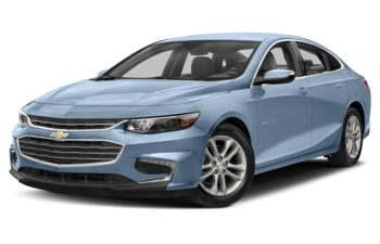 2018 Chevrolet Malibu Hybrid - Arctic Blue Metallic