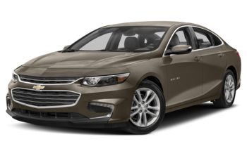 2018 Chevrolet Malibu Hybrid - Pepperdust Metallic