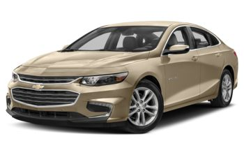 2018 Chevrolet Malibu Hybrid - Sandy Ridge Metallic
