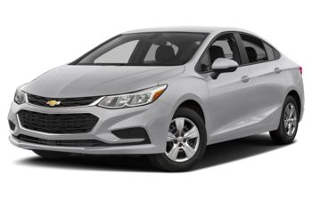 2018 Chevrolet Cruze - Silver Ice Metallic