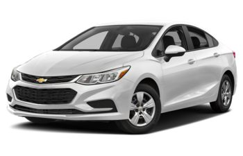 2018 Chevrolet Cruze - Summit White