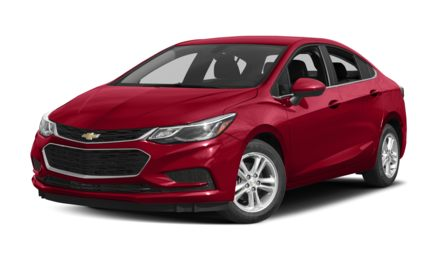 2018 Chevrolet Cruze LT Manual