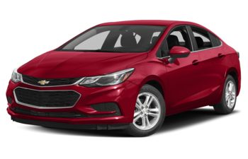2018 Chevrolet Cruze - Red Hot