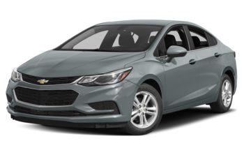 2018 Chevrolet Cruze - Satin Steel Grey Metallic