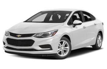 2018 Chevrolet Cruze - Summit White
