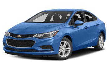 2018 Chevrolet Cruze - Kinetic Blue Metallic
