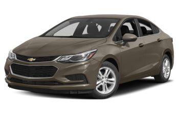 2018 Chevrolet Cruze - Pepperdust Metallic