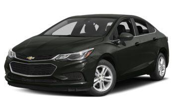 2018 Chevrolet Cruze - Graphite Metallic