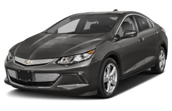 2017 Chevrolet Volt - Heather Grey Metallic