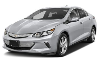 2018 Chevrolet Volt - Silver Ice Metallic