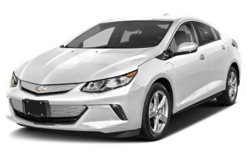 2018 Chevrolet Volt - Summit White