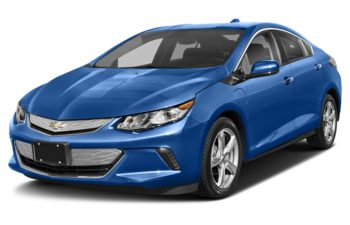 2017 Chevrolet Volt - Kinetic Blue Metallic