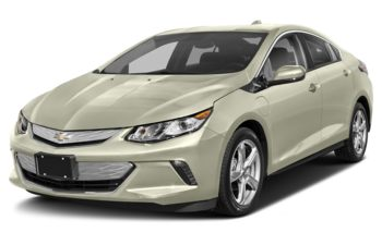 2017 Chevrolet Volt - Citron Green Metallic