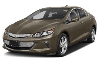 2017 Chevrolet Volt - Pepperdust Metallic
