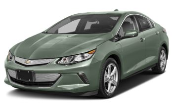 2018 Chevrolet Volt - Green Mist Metallic