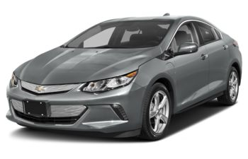 2018 Chevrolet Volt - Satin Steel Metallic